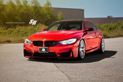 BMW M4 Coupe от SR Auto Group
