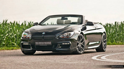 MM Performance настроил BMW 650i Convertible